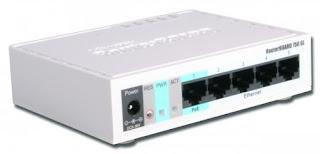 MikroTik RB 750