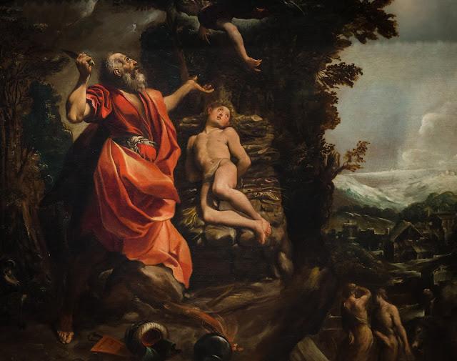 イサクの燔祭とは?アブラハムは息子をなぜ殺そうとしたの?