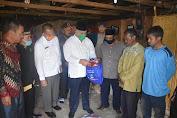 Bupati Aceh Tengah Salurkan Bantuan Masa Panik Untuk Korban Kebakaran