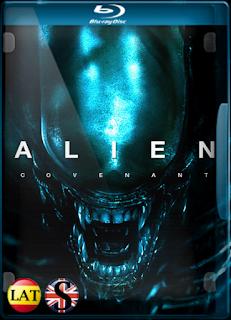 Alien: Covenant (2017) REMUX 1080P LATINO/INGLES