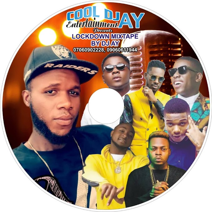 MIX TAPE||Cool Dj Ay Entertainment||on this Slow and Steady