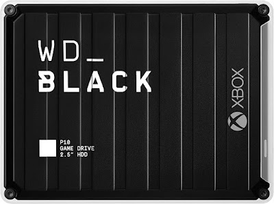 WD Black P10 5 TB