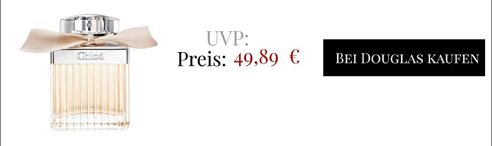 Chloè *Eau de Parfum (EdP)* 50 ml, 49,89 € bei Douglas