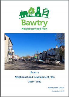 Cover image Bawtry Neighbourhood Plan