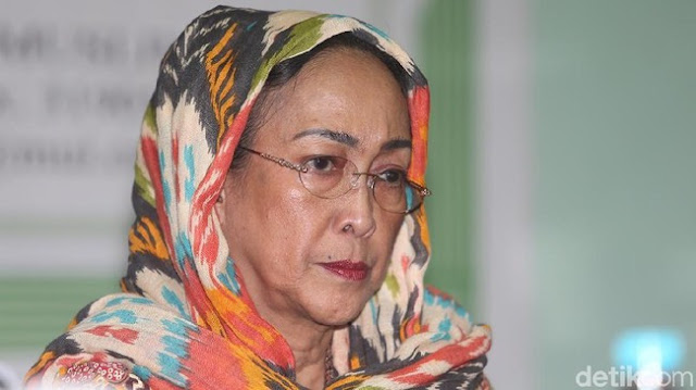 Sukamawati Soekarno: Pemerintah Harus Militan Lawan Radikalisme