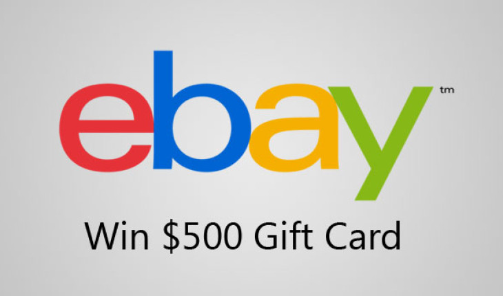 The Top Offers Online Get A 500 Ebay Gift Card Balance Right Now