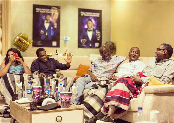 Omotola-Jalade-Ekeinde-Aliko-Dangote-Femi-Otedola-Donald-Duke-Alter-Ego-private-viewing-7