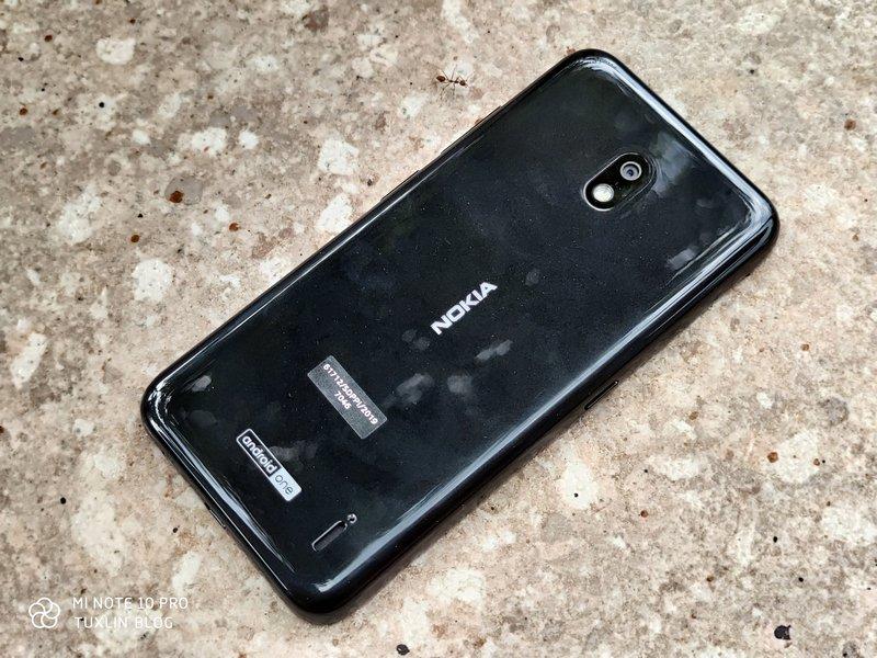 Performa Nokia 2.2