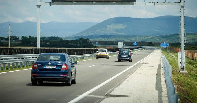Kéregetős csalók jelenhettek meg az M25-ös úton
