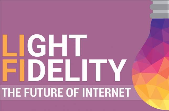 Lebih Cepat Dari WiFi, LiFi Jadikan Koneksi Internet