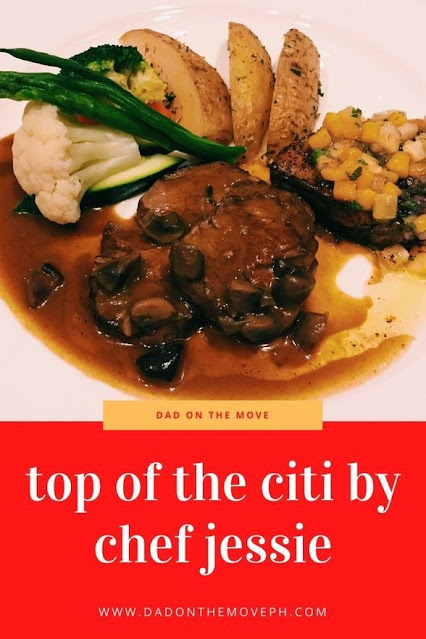 Top of the Citi by Chef Jessie restaurant review