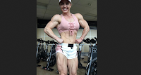 Women Natural Bodybuilders, Build Your Muscles Naturally (Part 2)