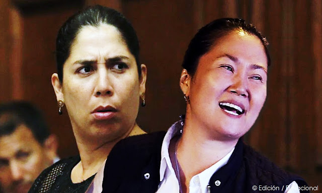 Keiko Fujimori: Hermana de Úrsula Letona niega ser aportante a campaña de Fuerza Popular
