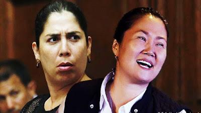 Hermana de Úrsula Letona niega ser aportante a campaña de Keiko Fujimori