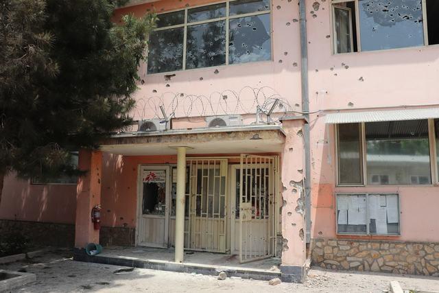 Maternidade do hospital Dasht-e-Barchi sofre ataque em Cabul, no Afeganistão.