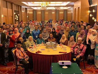 Tahniah buat Bahagian Profesionalisme Guru [BPG] yang menganjurkan Seminar Kebangsaan Profesionalisme Keguruan [SKPK]