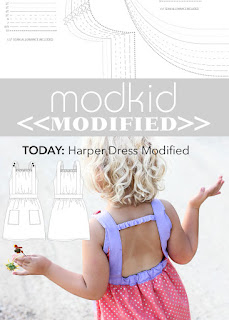Modkid Harper with Open Back