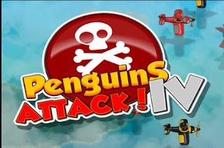Chơi game trận chiến chim cánh cụt 4
