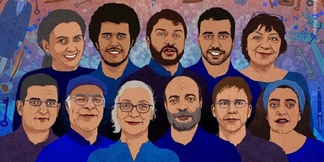 Estambul enjuicia 11 activistas de Amnistía Internacional