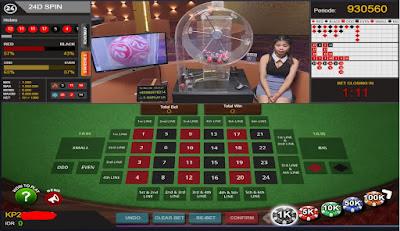 GAME 24D SPIN - IDN KAPAL4D