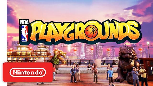 NBA Playgrounds no contará con modo en línea de salida en Switch