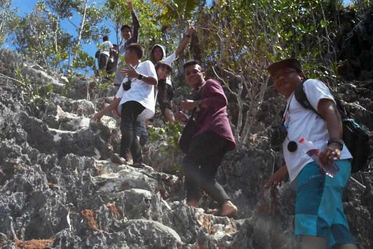 Telaga Bintang di Papua Barat