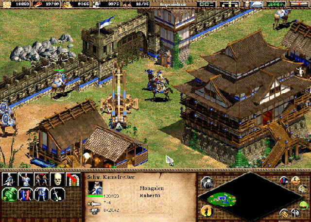 Age of Empires II: The Age of Kings (Demo) - Jeu de Stratégie sur PC
