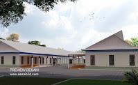 Desain Pabrik Utama Full Interior Kantor Lanjutan