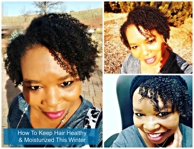 How To Keep Hair Healthy & Moisturized This Winter