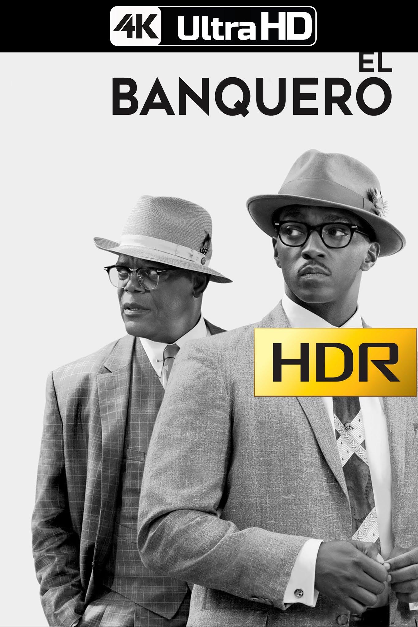 El Banquero (2020) 4K UHD HDR Web Latino