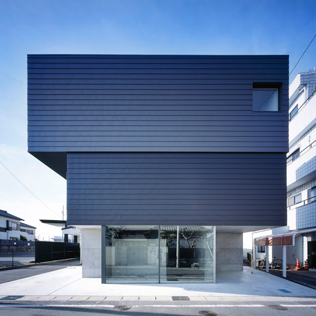 แบบบ้านญี่ปุ่นสมัยใหม่