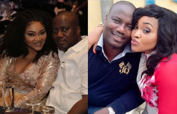 Mercy Aigbe is back to my house - Lanre Gentry. Mercy Aigbe reacts