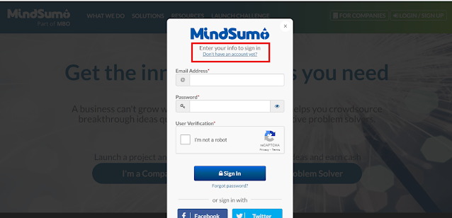 How to make money online with MindSumo
