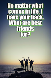 Friendship thoughts, quotes
