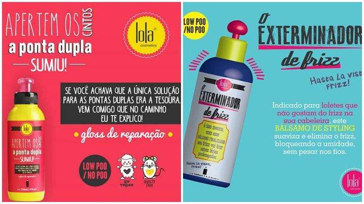Oleosos e Furiosos, Lola Cosmetics, Resenha