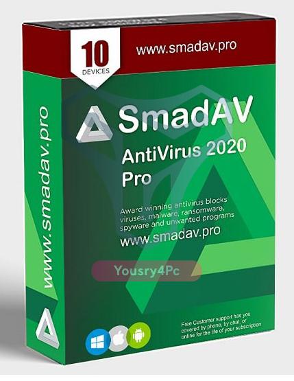 تحميل برنامج Smadav 2020 كامل للحماية من الفيروسات ومخاطر الفلاشات