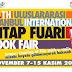 34. Uluslararası İstanbul Kitap Fuarı - Vol.1