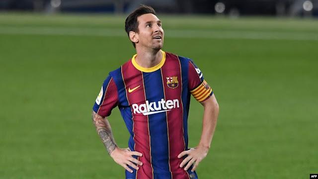 Kontrak Messi Bocor di Media, Barcelona Siap Ambil Langkah Hukum