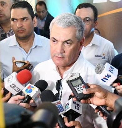 GONZALO CASTILLO MANIFIESTA PREOCUPACIÓN POR CONSTANTES ATAQUES A LA JCE Y EXPRESA SU CONFIANZA EN EL ORGANISMO