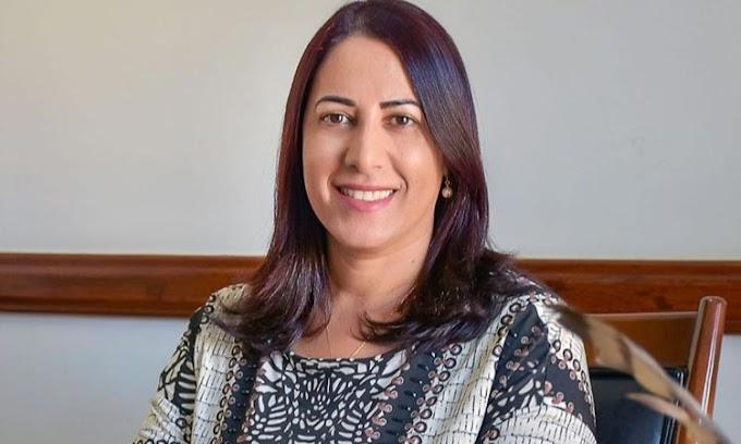 Prefeita de Porto Seguro anuncia que testou positivo para covid-19