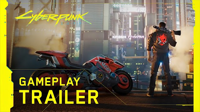 New Gameplay Trailer for Cyberpunk 2077 Released!