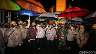 Jenis Bom Bunuh Diri di Depan Katedral Makassar Bom Panci