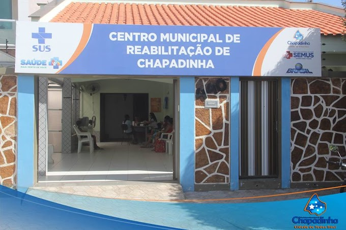 80 ANOS: CENTRO DE REABILITAÇÃO E UNIDADE DE SAÚDE SERÃO INAUGURADOS NESTA SEGUNDA-FEIRA (26).
