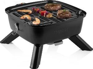 Princess tafelbarbecue elektrisch en houtskool