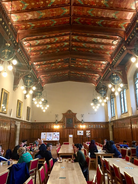 Rainy Hall, New College, Assembly Hall, University of Edinburgh