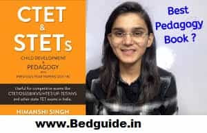 CTET book by Himanshi Singh PDF Download : Book Review