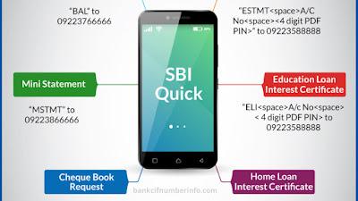 Use SBI Quick app to get Passbook