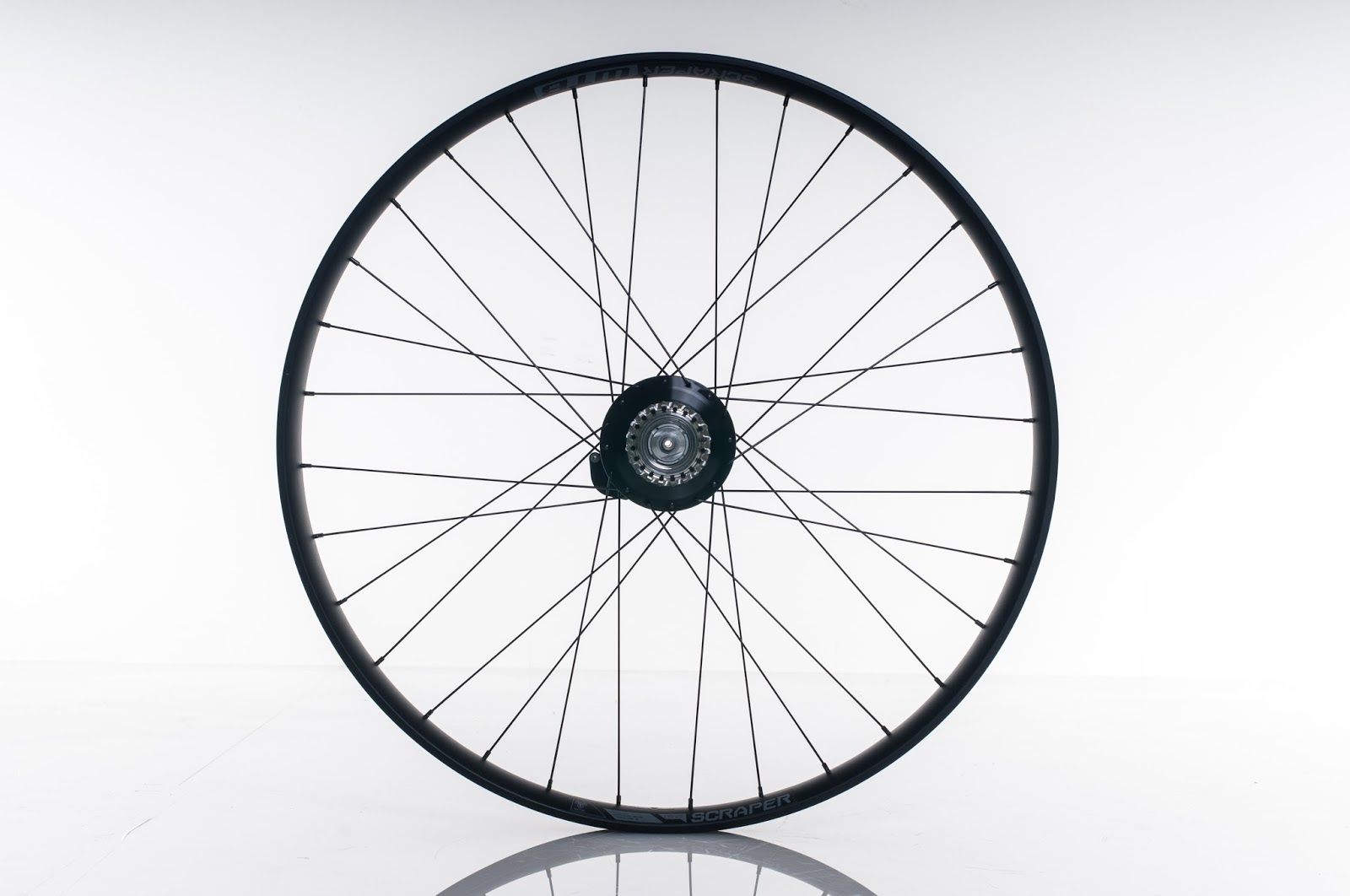 Cycle Monkey Wheel House Mtb 29 Wtb Scraper Rims With