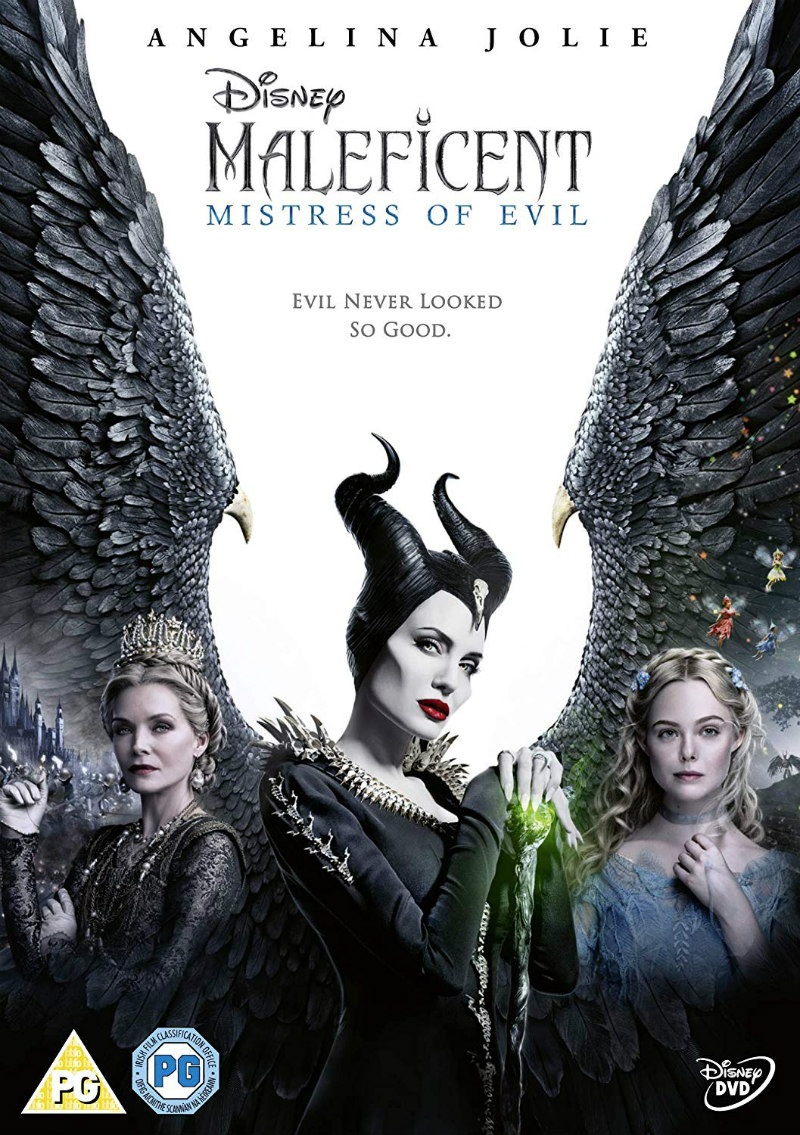 Maleficent: Mistress of Evil DVD