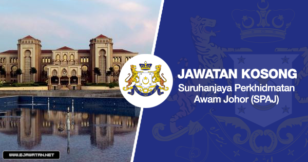 Jawatan Kosong Di Suruhanjaya Perkhidmatan Awam Johor Spaj 22 Januari 2020 Jawatan Kosong 2020